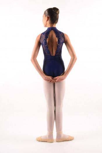 Justaucorps Ballet Rosa Amélie marine enfant