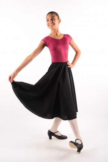 Skirt character Masako Ballet Rosa child