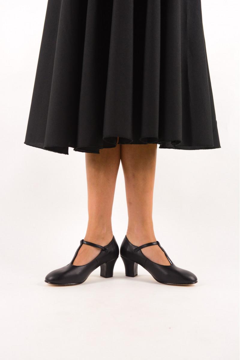 Bloch Roxie cabaret shoes black