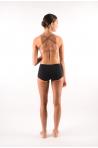 Sports bra plunging neckline Capezio Moccha 3777W