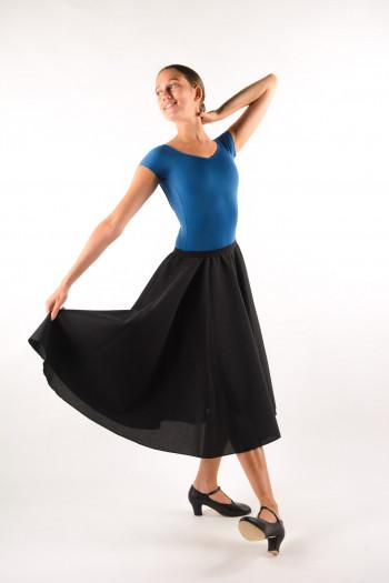 Skirt character Masako Ballet Rosa woman