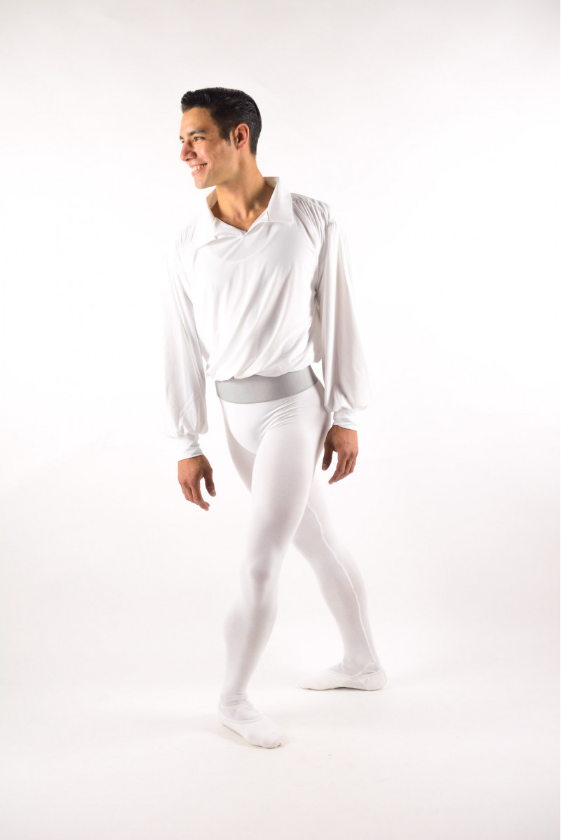 Degas white shirt for men