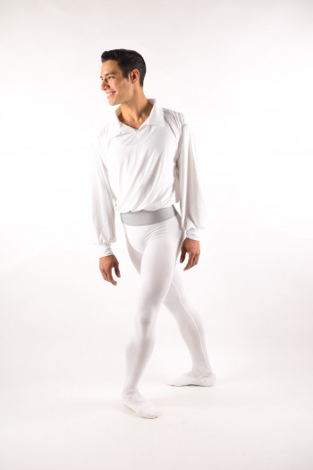 Degas white shirt for men