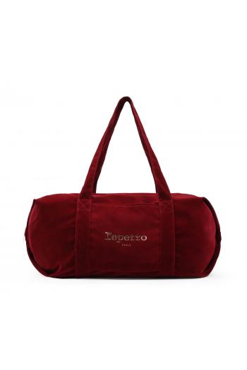 Repetto 'Big glide' burgundy duffle bag