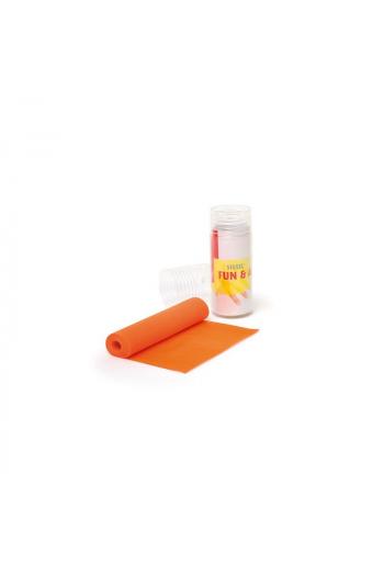 Bande élastique Sissel Orange
