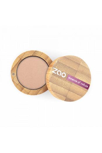 Ombre à paupières nacrée Zao Make Up sable doré