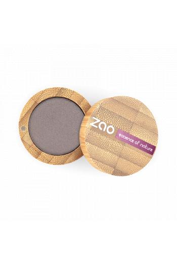 Ombre à paupières nacrée Zao Make Up brun gris