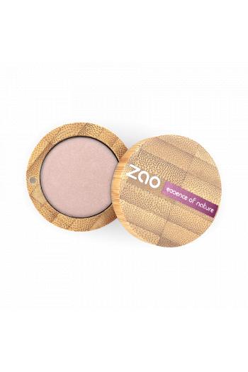 Ombre à paupières nacrée Zao Make Up beige rose