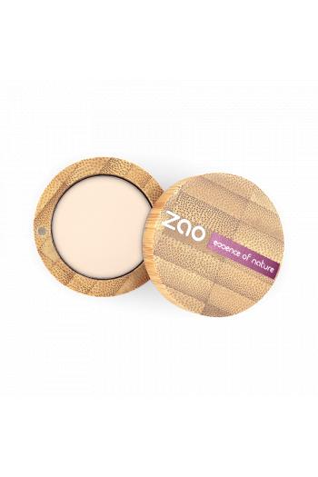 Ombre à paupières mate Zao Make Up brun beige