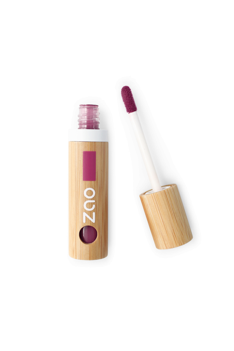 Encre à lèvres Zao Make Up bordeaux