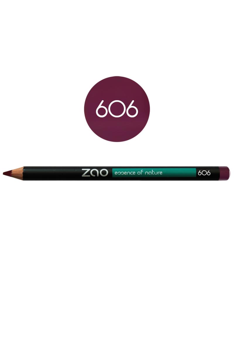 Crayon yeux Zao Make Up prune