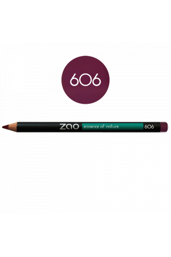 Crayon yeux Zao Make Up prune