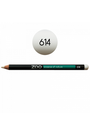 Crayon yeux Zao Make Up blanc