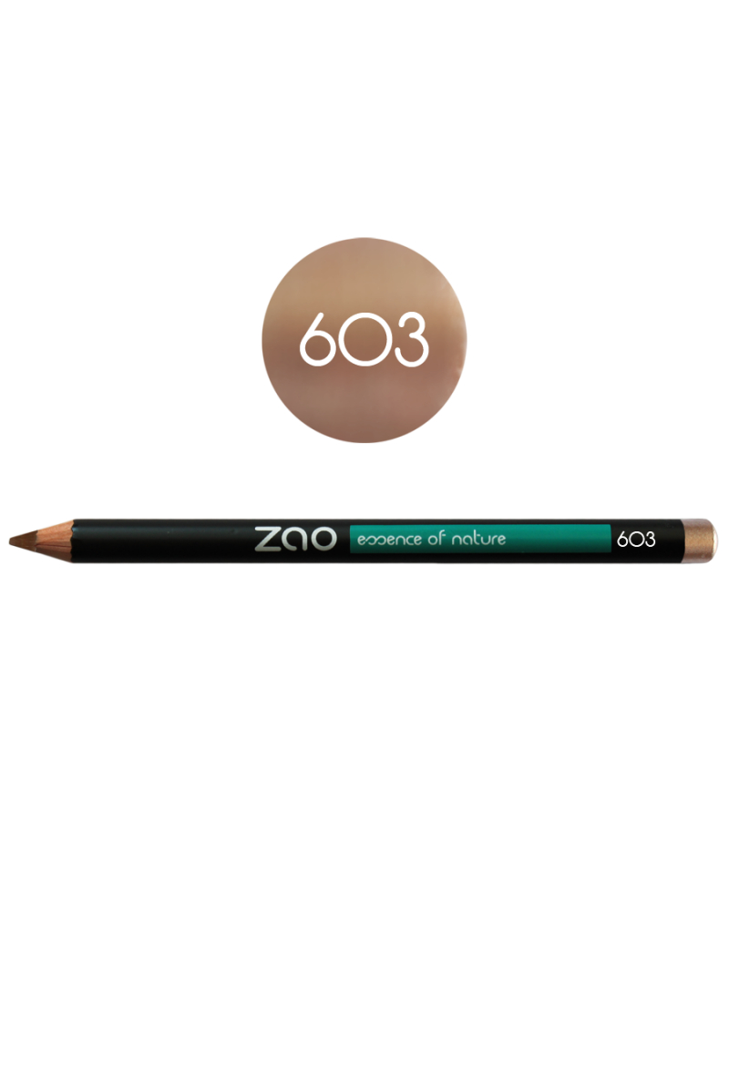 Crayon sourcils Zao Make Up nude