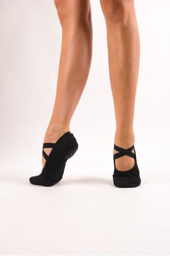 Ballet shoes Capezio Hanami black