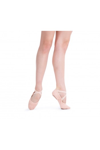 Demi-pointes stretch Repetto T241 Nude