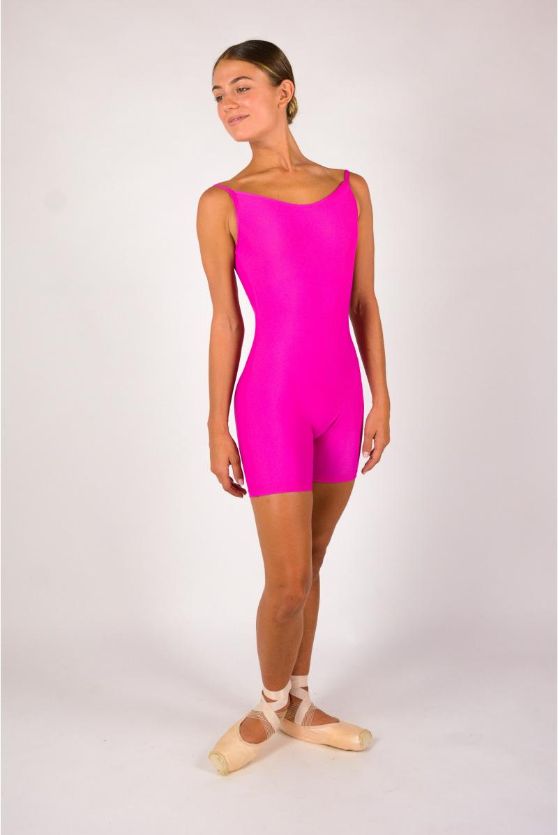 Ballet Rosa Michelle short jumpsuit