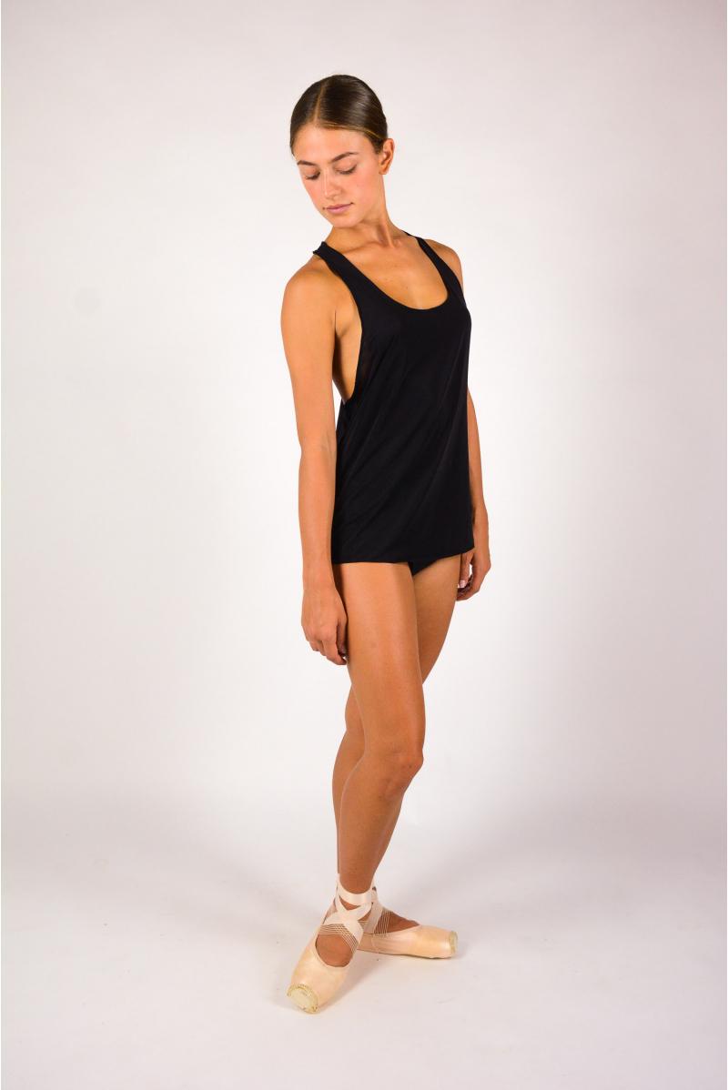 T-shirt Bloch women BP116T black