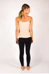 Majestic Filiatures thin straps tank top nude
