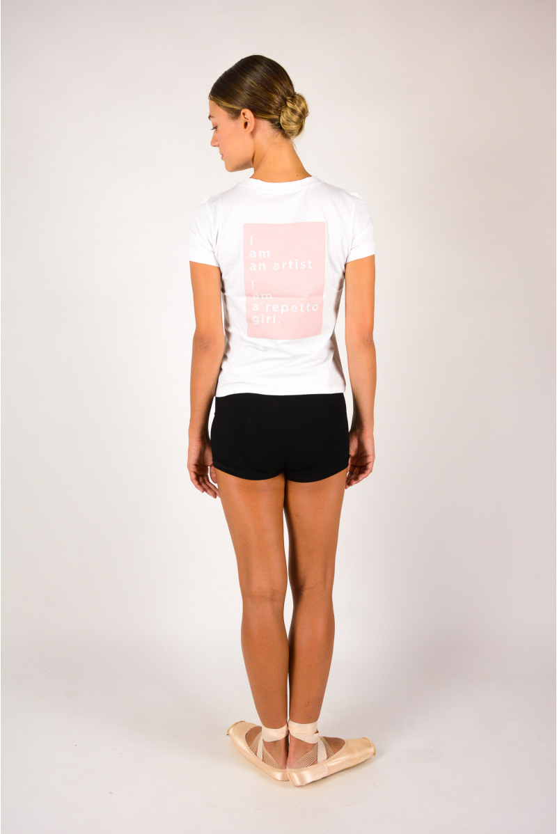 "Tee-shirt "" I am a Repetto Girl "" R0251"