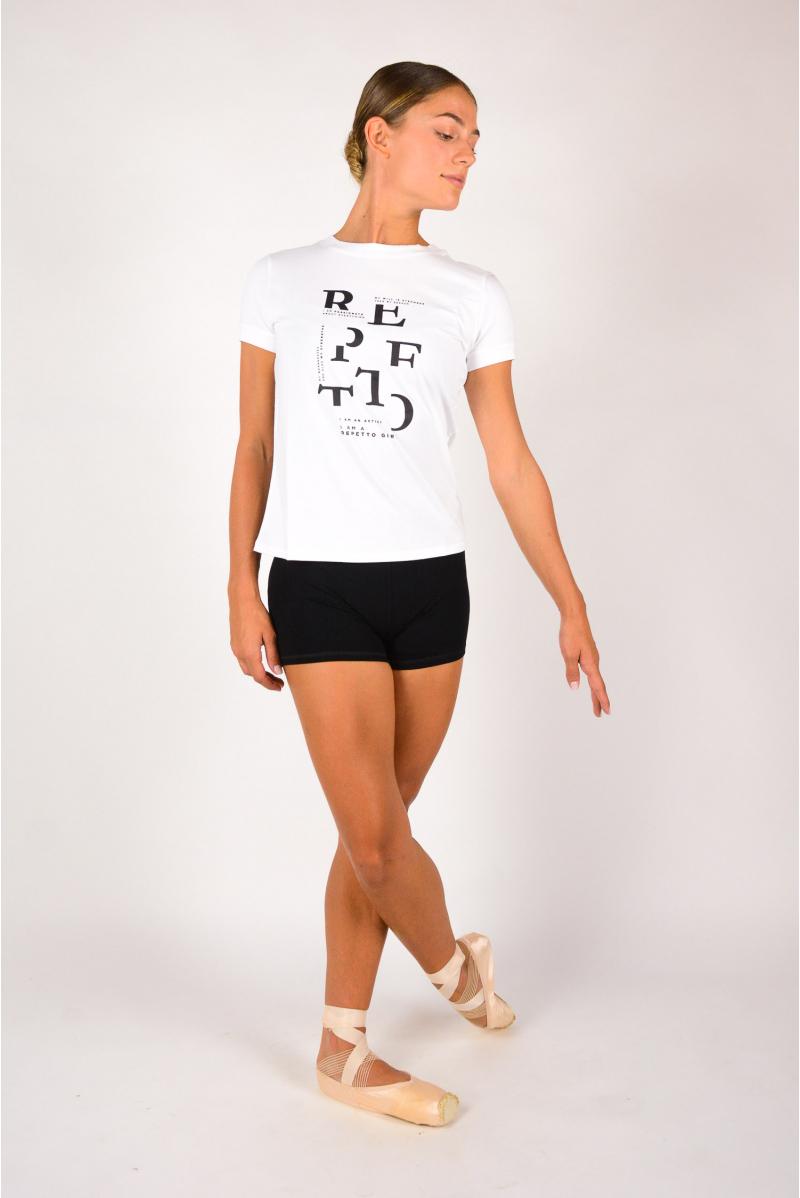 "Tee-shirt "" I am a Repetto Girl "" R0252"