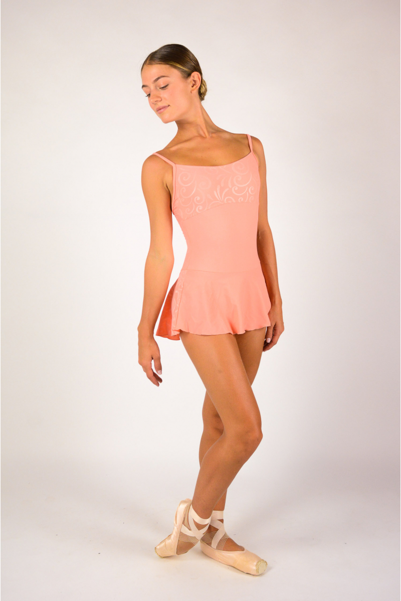 Tunique Violetta Wear Moi abricot