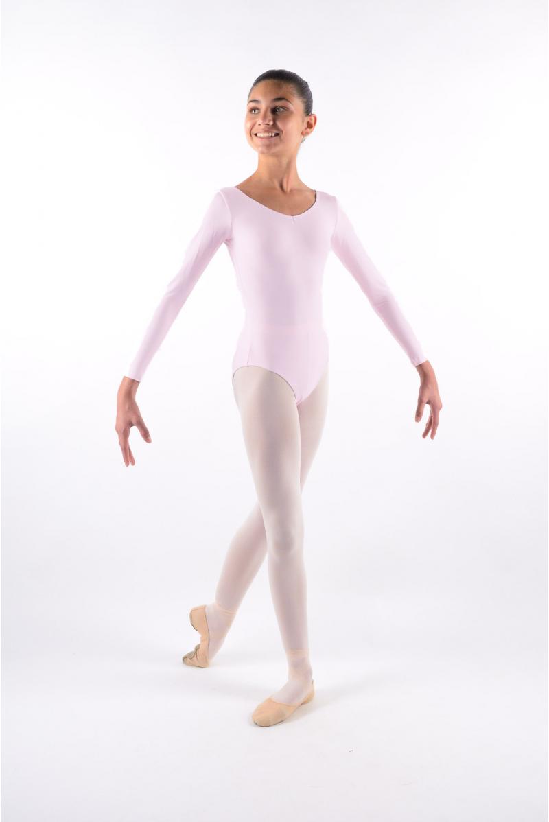 Leotard Child Temps Danse Marina pink