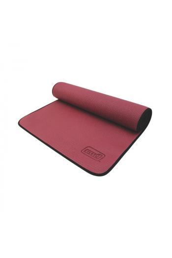Tapis de yoga bordeaux Sissel