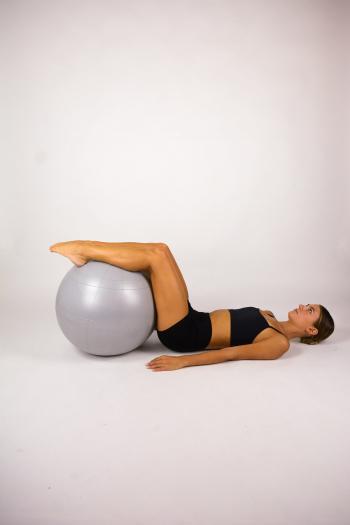 Ballon de pilates securemax 65cm