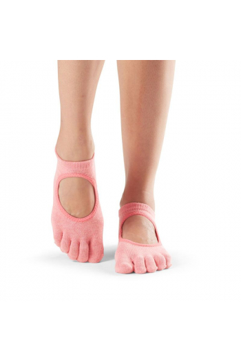 Chaussettes de Pilates Bellarina melon