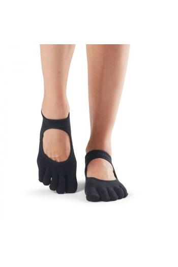 Chaussettes de Pilates Bellarina noir