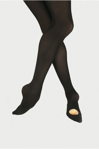 Wear Moi convertible tights for adults black
