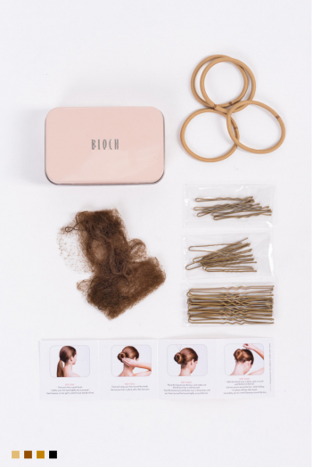 Bloch bun kit