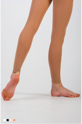 Collants sans pieds mat Capezio enfants