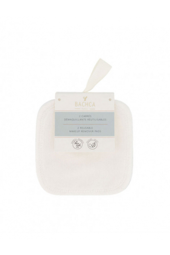 Bachca Reusable Makeup Remover Squares