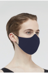 Masque Wear Moi en microfibre homme navy