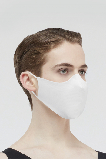 Mask category 1 Wear Moi MASK008 in cotton man white