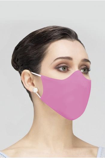 Wear Moi MASK017 Mask Wear Moi MASK017 microfiber woman pink