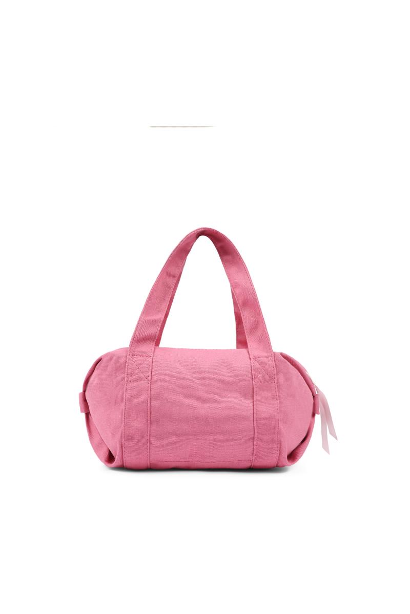 Repetto 'Small Glide' pale raspberry duffle bag