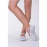 Sansha soft grey ballet shoes Pro 1C