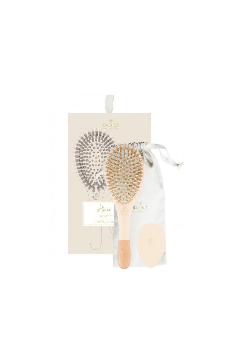 Hair Kit brush-comb Pink Bachca