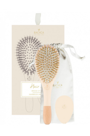 Hair Kit brush-comb Pink Bachca