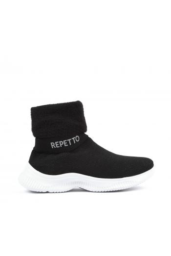 Chaussures de danse Repetto noir V078