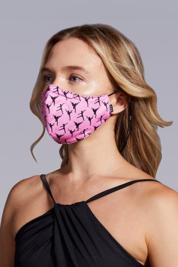 Masque Bloch anti-bactérien imprimés pour adultes A005A