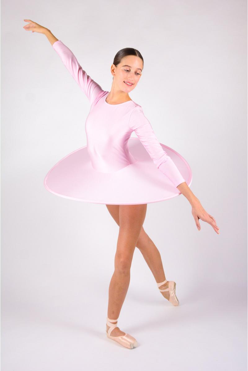 Tutu galette Ballet Rosa Estella manches longues