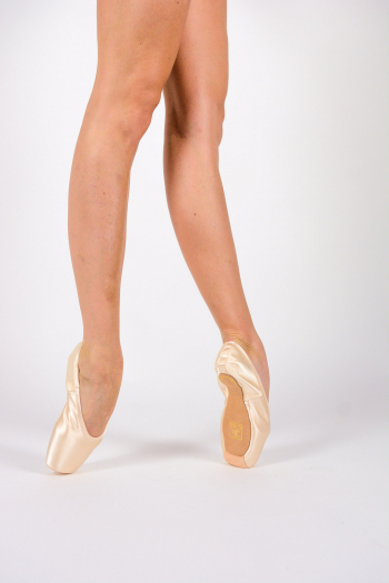 Gaynor Minden Sleek pointe shoes