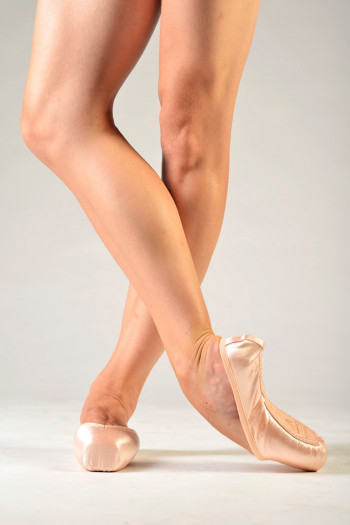 Sansha beginner pointe shoes D101M