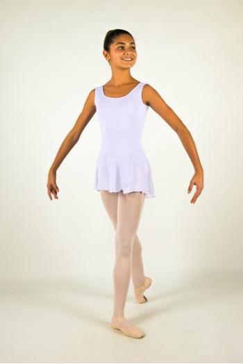 Tunique Cherine Ballet Rosa Blanc