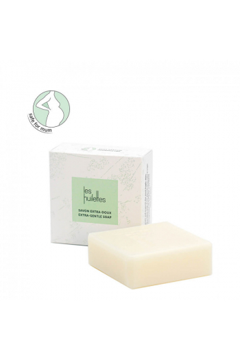 Extra Gentle Face and Body Soap Les Huilettes