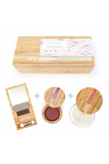 Coffret Cosy Beauty Zao Make Up